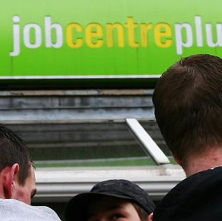 Watford Observer: New figures have revealed another fall in the jobless total.