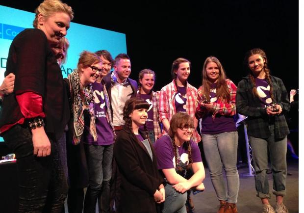 Parmiter's School pupils victorious in 2014 Dragon's Apprentice Challenge