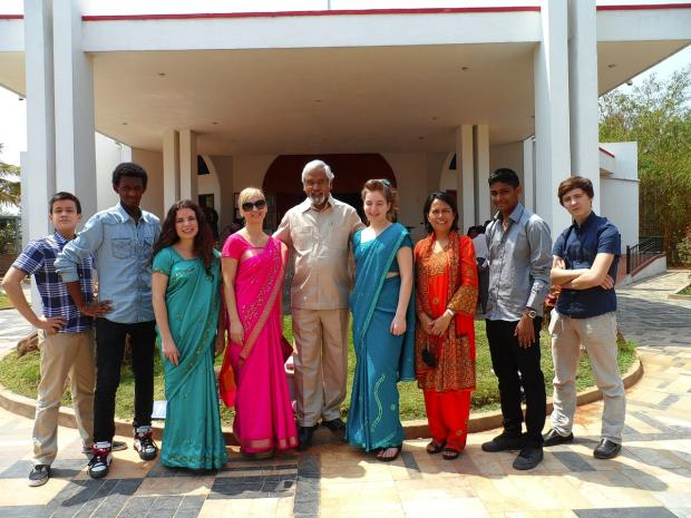 Garston pupils return from India orphanage school trip