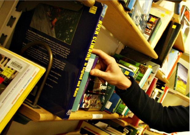 Residents encouraged to participate in Hertfordshire book reuse scheme