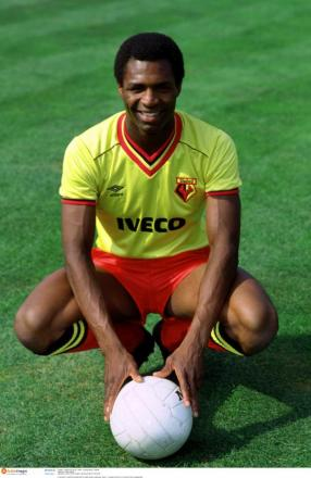 Luther Blisset is expected to be part of the Watford Legends side
