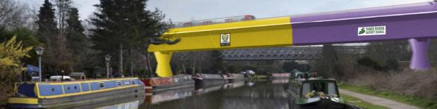 Is this the shape of things to come if Watford and Three Rivers cannot agree?