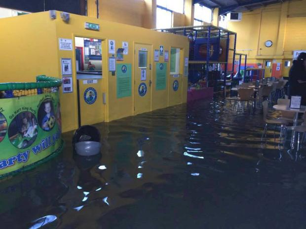 Parents Paradise to reopen following flood damage