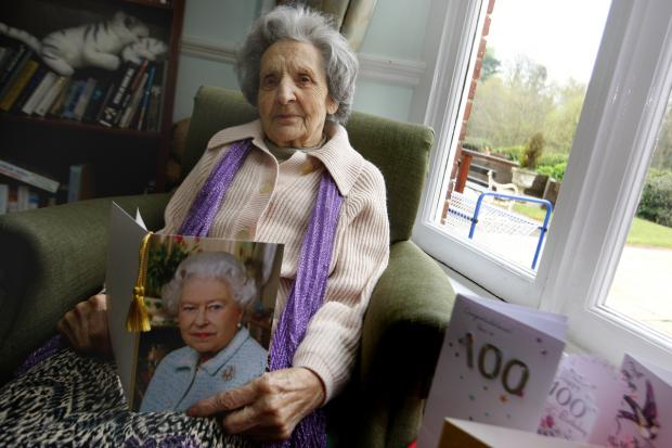 Milliner to the Queen Mother celebrates 100th birthday