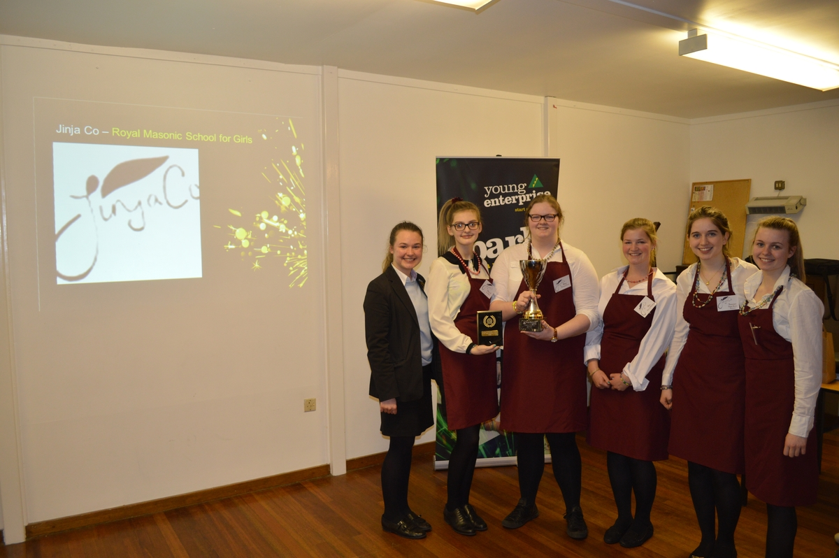 Entrepreneurial students reach finals of business competition