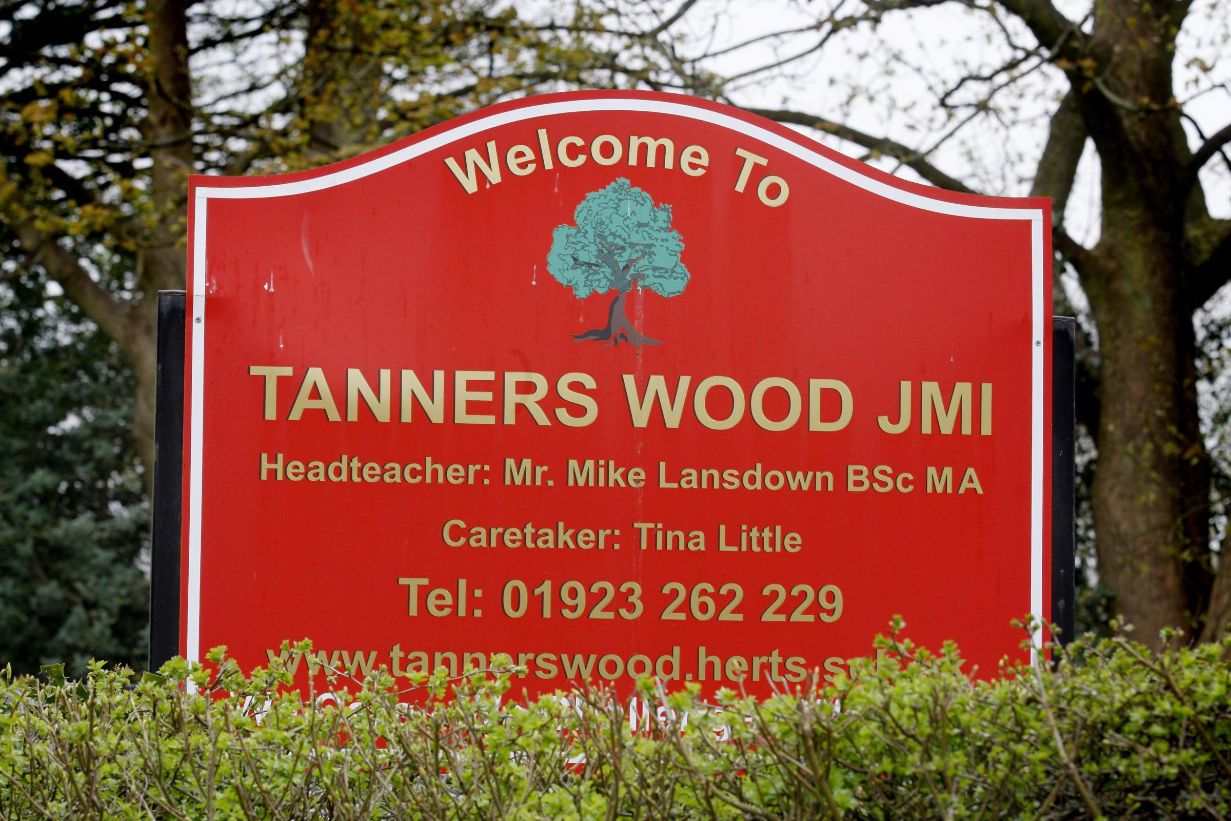Tanners Wood head teacher 'confident' the school can improve
