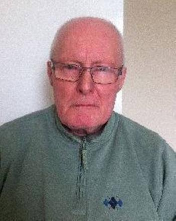 Police warn public to stay away from elderly man with 'history of violence'