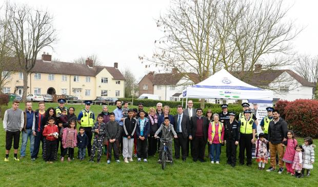 New neighbourhood watch schemes celebrated