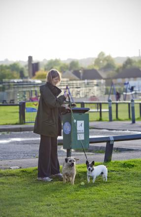 New campaign to combat dog poo blight launched by council