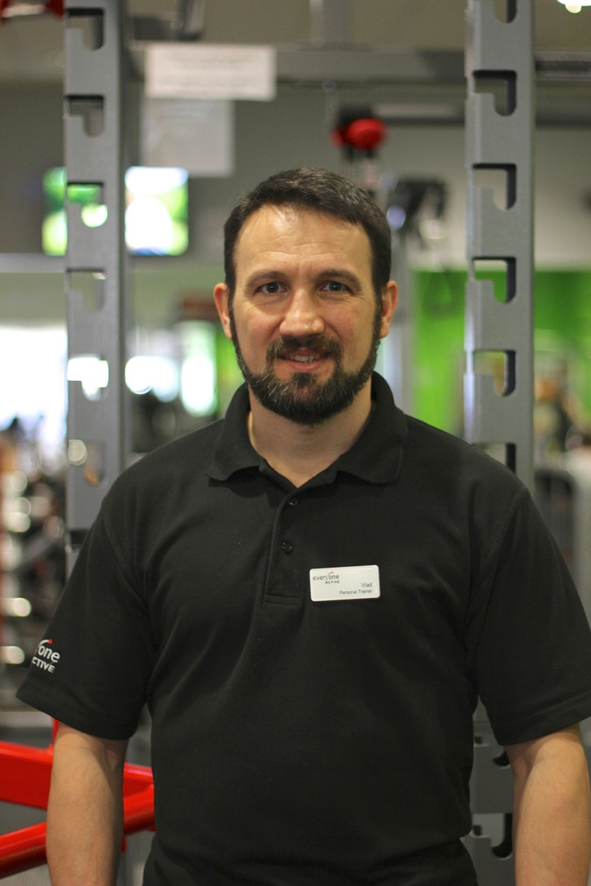 Vlad the gym-trainer nominated for award