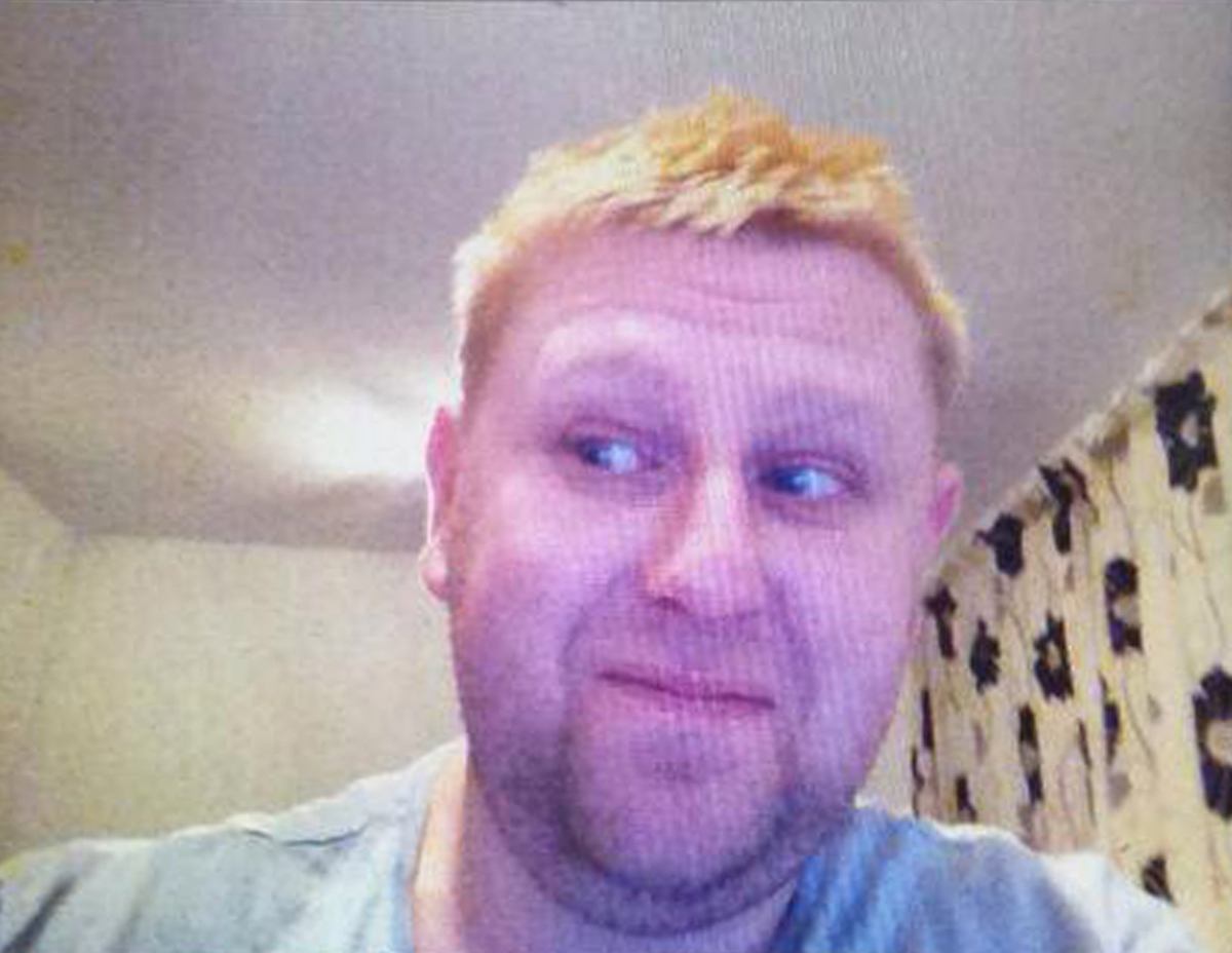 Missing Steven Blake found safe and well
