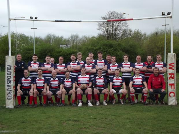 The Watford RFC side