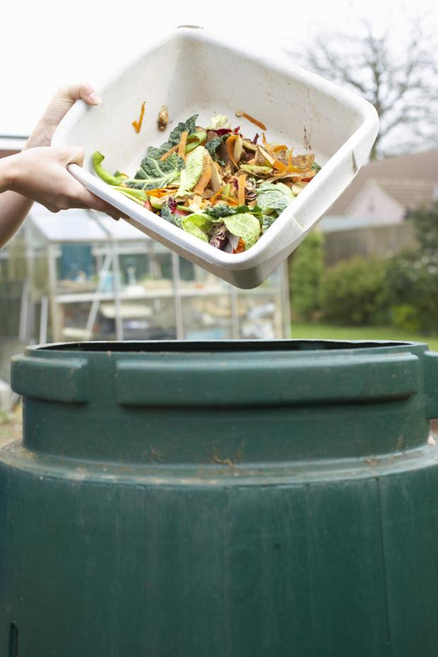 Watford Observer: Ten tonnes of compost given away during 'Compost Awareness Week'