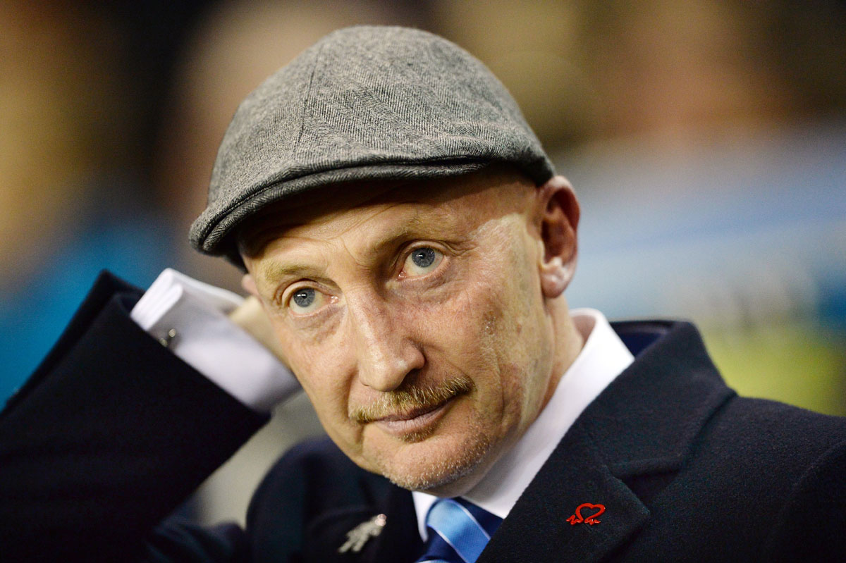 Millwall boss Ian Holloway. Picture: Action Images