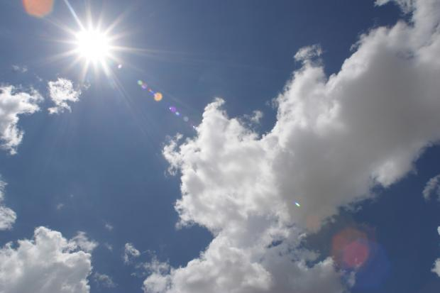 Weekend weather: cloudy tomorrow but glorious sunshine on Sunday