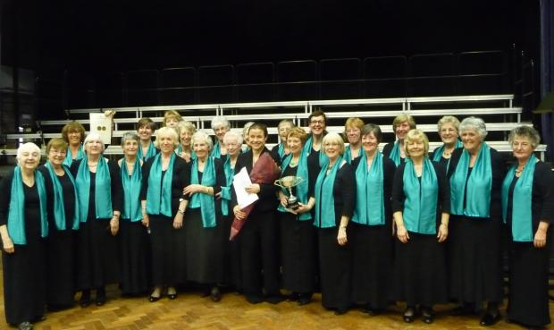 Choir 'on top of the world' following Watford Music Festival win