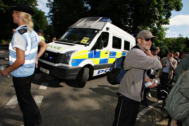 Bilderberg Conference: £528,000 policing bill defended by Prime Minister and Chancellor of the Exchequer