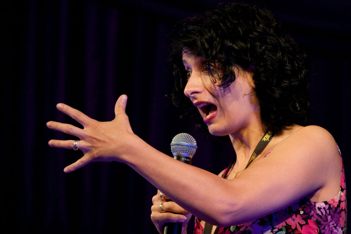 Q&A with Shappi Khorsandi