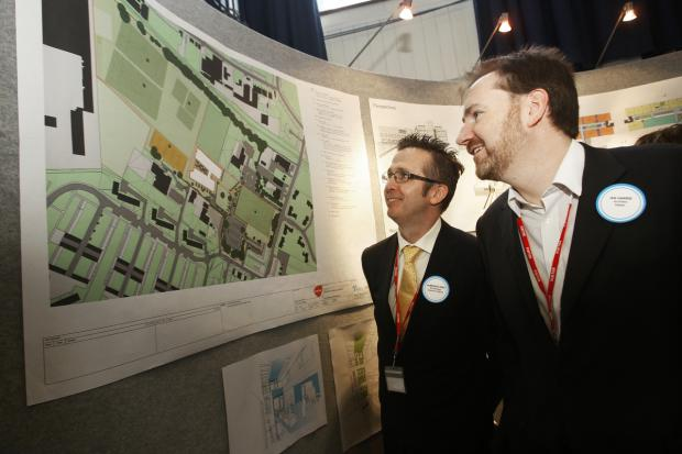 Westfield Academy rebuild: Parents and pupils given first look at plans