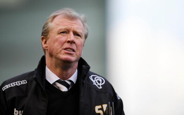 Steve McClaren has galvanised the Rams since being appointed at the end of September. Picture: Action Images