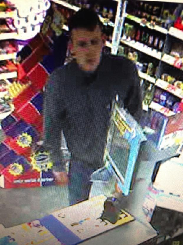 Watford Observer: CCTV released after alcohol and cigarettes theft
