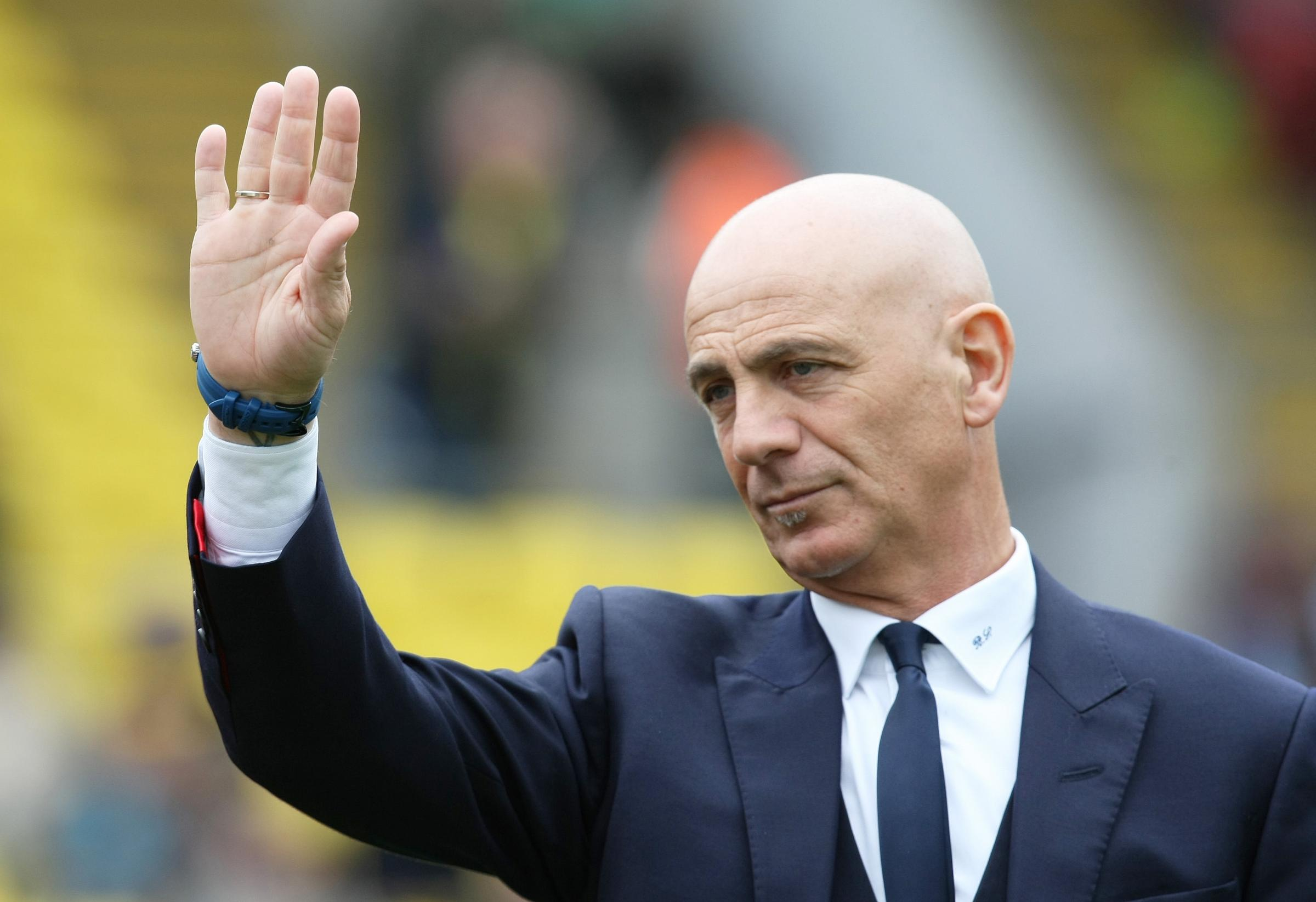 Sannino: 'The hardest thing is to give a soul to the side'