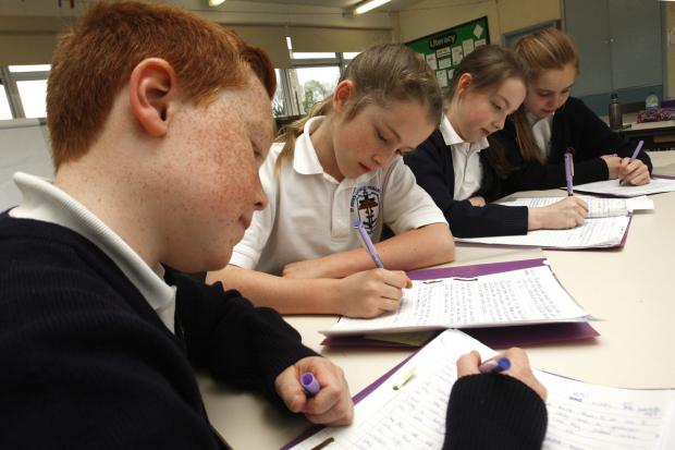 Rickmansworth pupils celebrate success at BBC Radio 2 writing competition