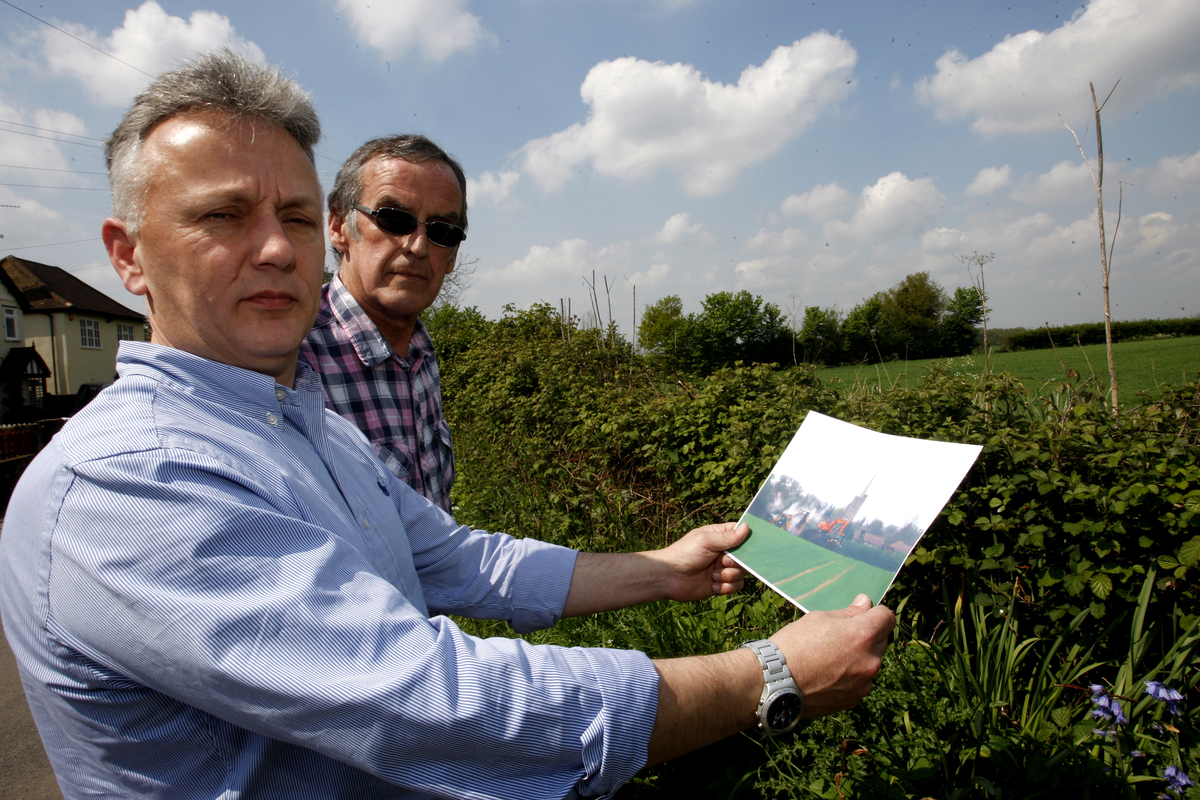 Concerns over 'industrial scale compost production site' close to homes