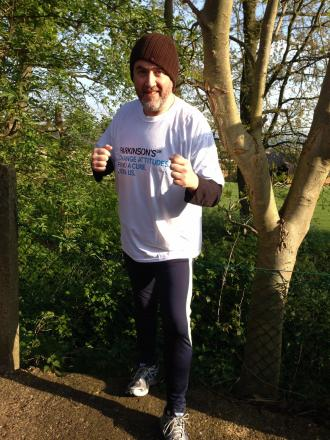 Man to take on Grand Union Canal ultra-marathon challenge