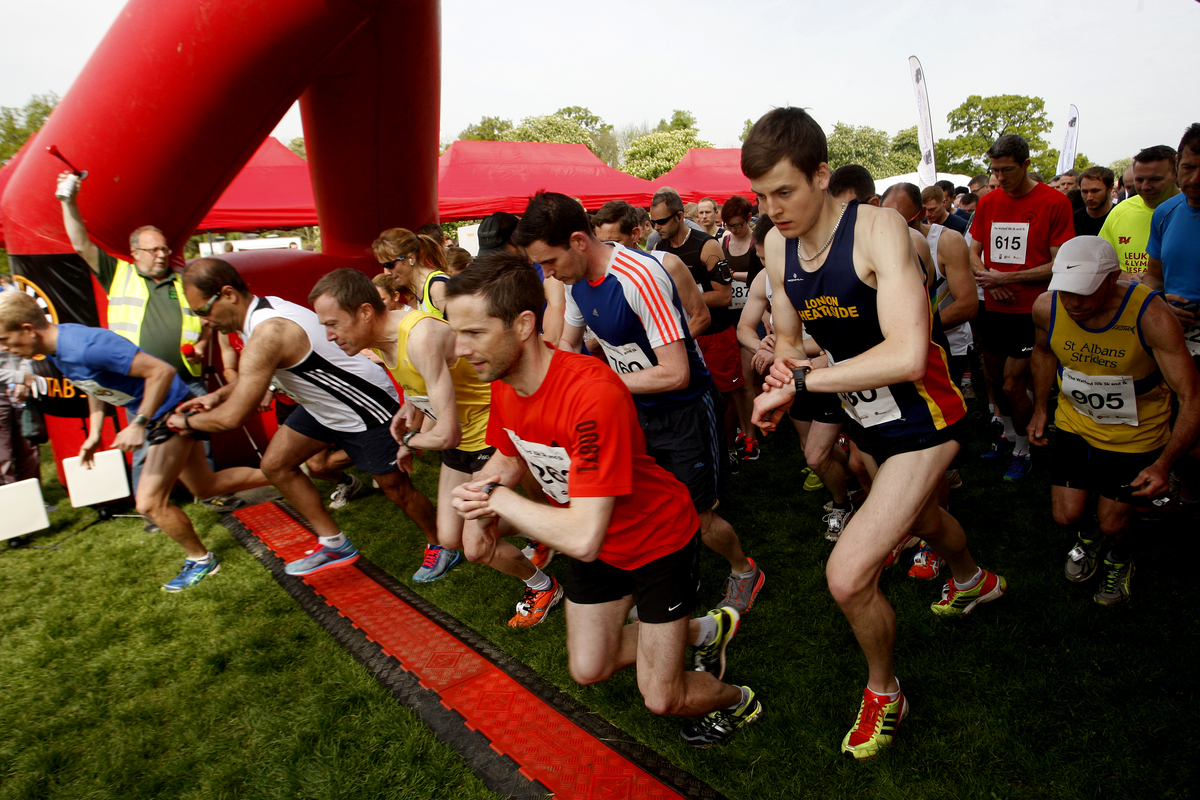 Watford 10k race harder than ever this year