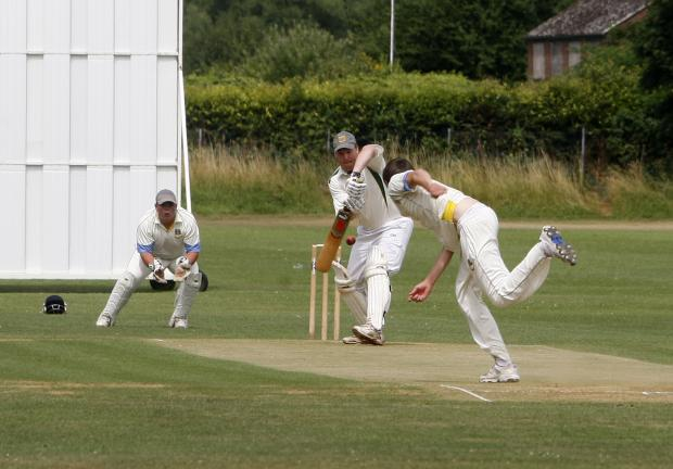 Rickmansworth stayed top of Division Four after beating Dunstable