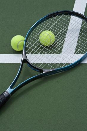 Tennis camp to be held during half term