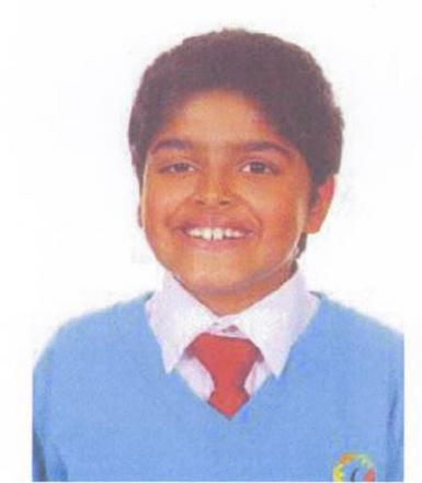 Have you seen missing ten-year-old Anish Karia?