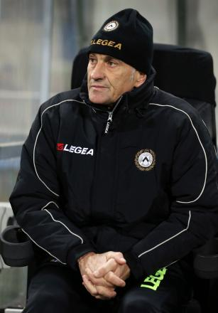 Retired Udinese coach Francesco Guidolin. Picture: Action Images