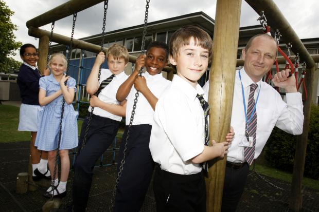 Headteacher of Oxhey Wood Primary School said 'hard work is now paying off' after good Ofsted