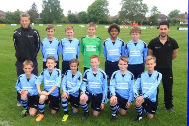 Dacorum District Under-11s reach ESFA seven-a-side National Cup Final