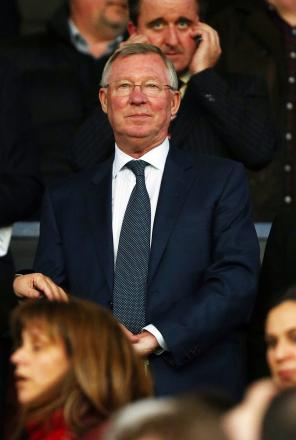 Former Manchester United manager Sir Alex Ferguson. Picture: Action Images