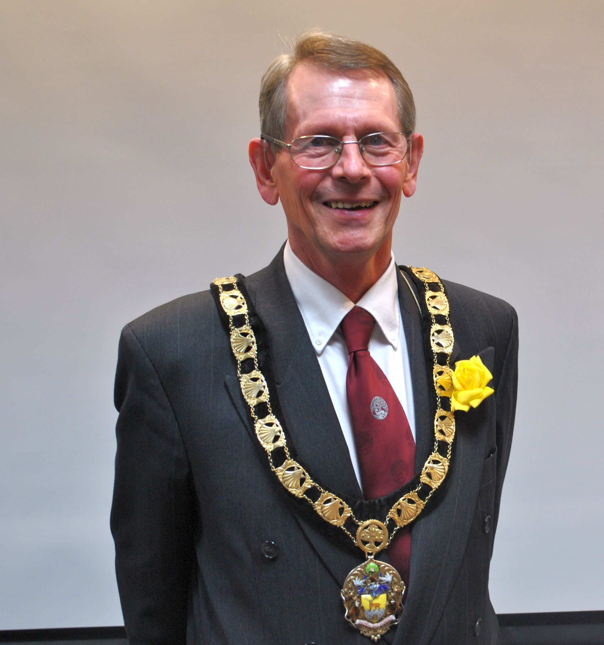 New Mayor of Hertsmere looking forward to the year ahead