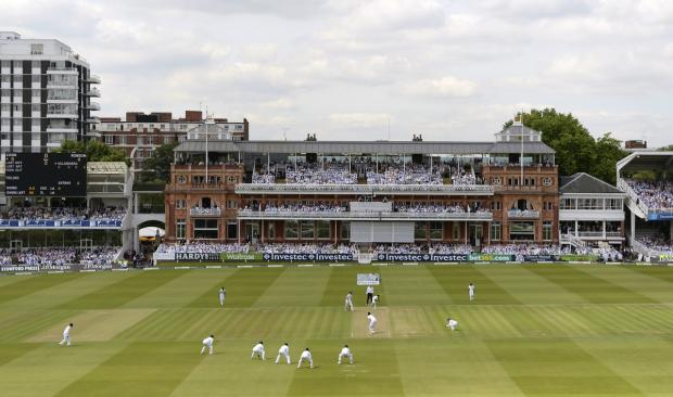Lord's played host to the opening day of the first Test between England and Sri Lanka yesterday (Thursday) and it will be the setting for another special occasion on Sunday, June 22. 	Picture: Action Images