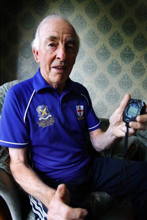 Athletics coach who 'changed the lives of so many people' awarded an MBE