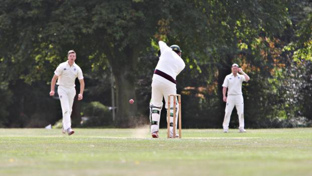Ricky hold on to seal draw against Redbourn