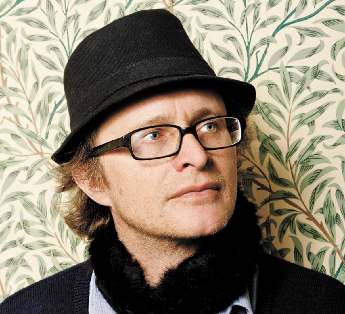 Simon Munnery grew up in Bedmond and was a pupil at Watford Grammar School for Boys