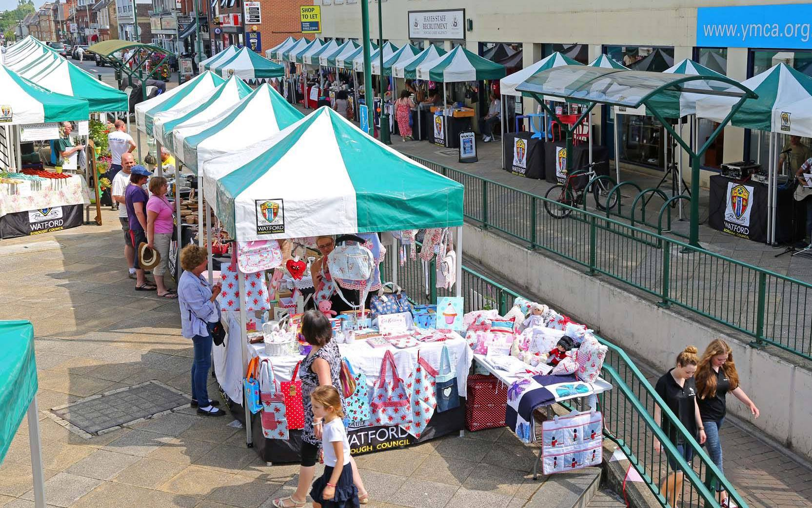 Queens Road Summer Market to start again