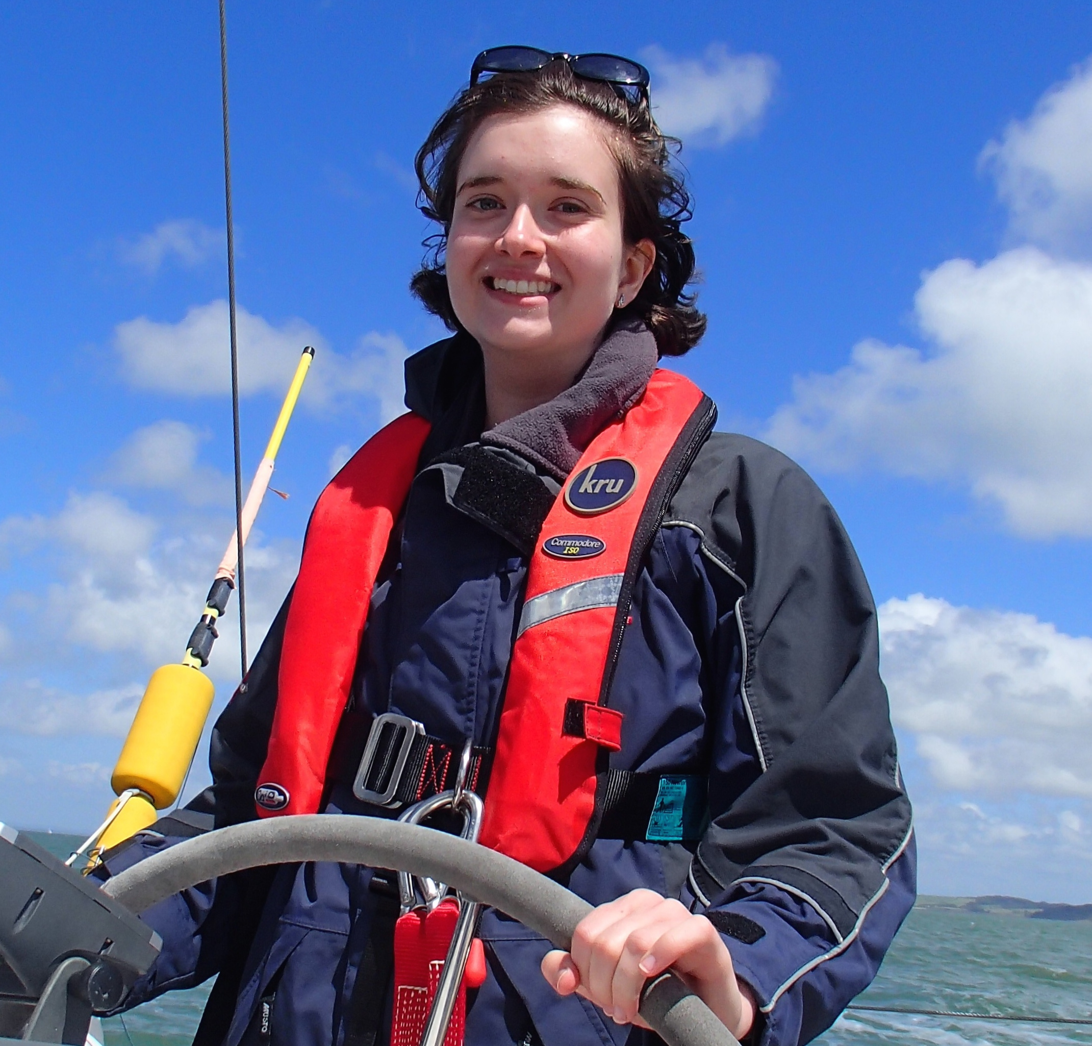 Woman who battled cancer takes on 'inspirational' sailing trip