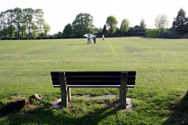 Picture of the Phillimore Recreation Ground from stock