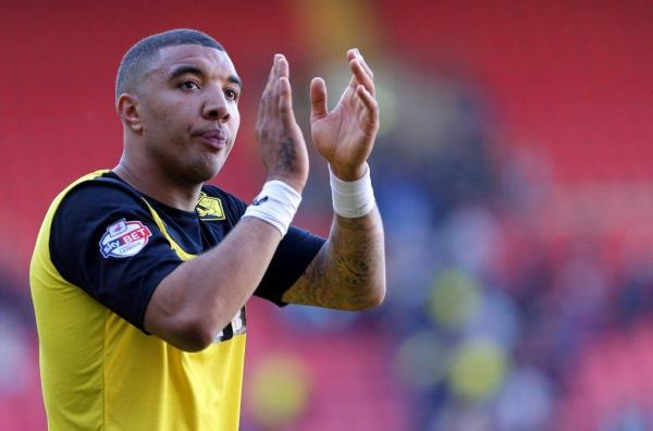 Troy Deeney has been subject of several bids from Premier League sides. Picture: Action Images