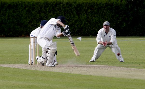 Langleybury Fourths clinch first victory this season