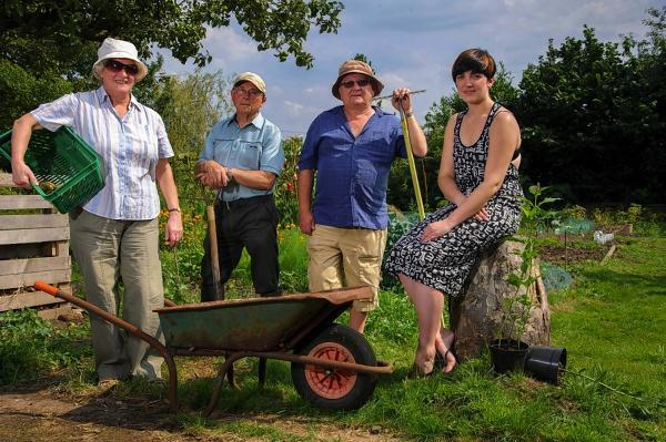 Farm Terrace Allotments: Eric Pickles refuses to back down over decision to build on land
