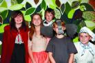 CYT members in a 2009 production of The Jungle Book, parts of which will be revived for current show Ruby