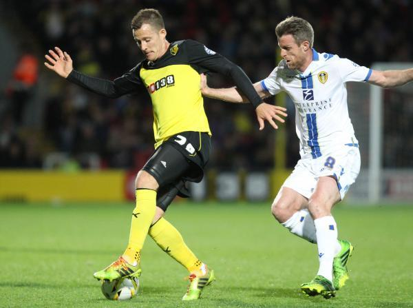 Watford Observer: Picture: Action Images